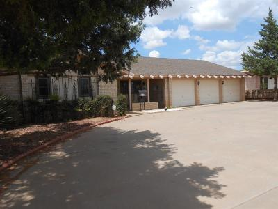 Lubbock Single Family Home For Sale: 5214 29th Street