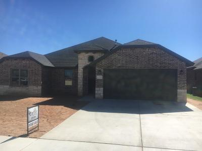 Lubbock Single Family Home For Sale: 6803 68th Street