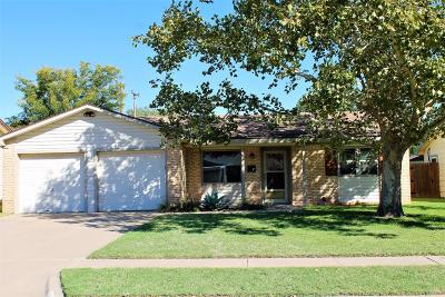 Lubbock Single Family Home For Sale: 4828 53rd Street