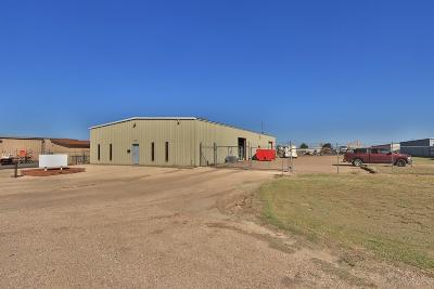 Lubbock Commercial For Sale: 2304 120th Street