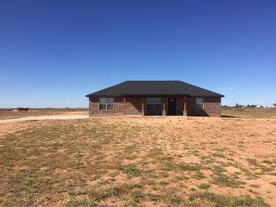 Shallowater Single Family Home For Sale: 14827 North Farm Road 179