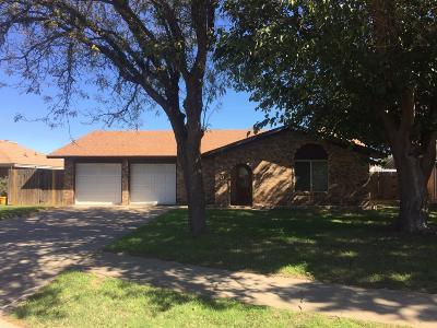 Lubbock Single Family Home For Sale: 8203 Joliet Avenue