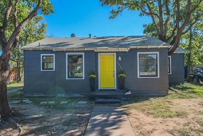 Lubbock Single Family Home For Sale: 2013 39th Street
