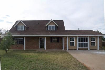 Levelland Single Family Home For Sale: 302 Butch Street