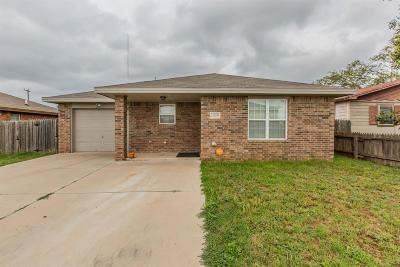 Lubbock Single Family Home For Sale: 1329 East 25th Street