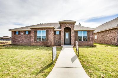 Lubbock Single Family Home For Sale: 5103 Kemper Street