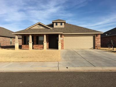 Lubbock Single Family Home For Sale: 9209 Turner Avenue