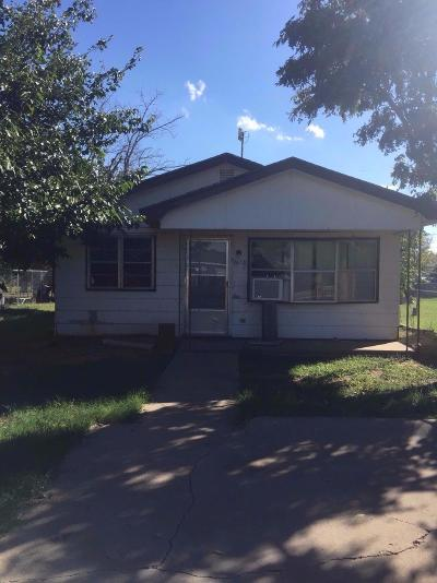 Lubbock Single Family Home For Sale: 2615 Amherst Street