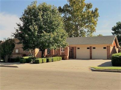 Lubbock Single Family Home For Sale: 3809 54th Street