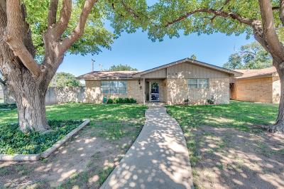 Lubbock TX Single Family Home For Sale: $113,000