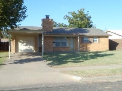 Single Family Home Under Contract: 5406 42nd Street