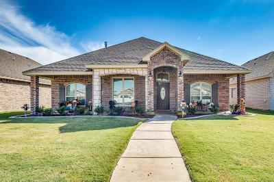Lubbock Single Family Home For Sale: 5237 Itasca Street