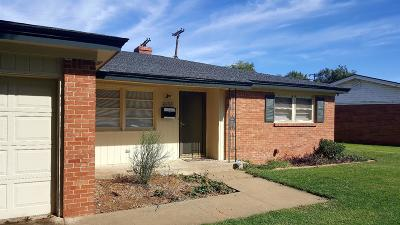 Single Family Home Under Contract: 2132 68th Street