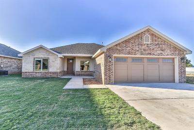 Shallowater Single Family Home Under Contract: 1106 17th Street