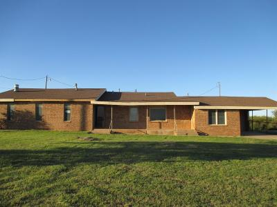 Levelland Single Family Home For Sale: 571 Delaware Road