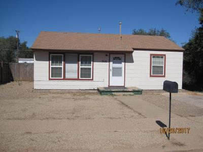 Lubbock Single Family Home Under Contract: 3116 Duke Street