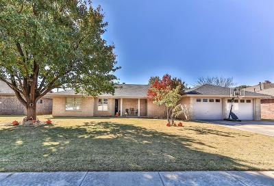 Levelland Single Family Home For Sale: 506 East Jackson Street