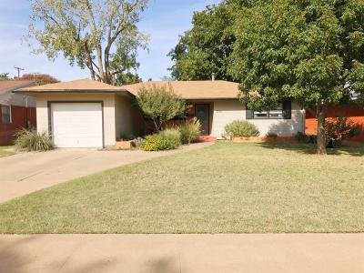Single Family Home Under Contract: 3104 46th Street