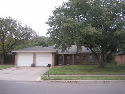 Single Family Home For Sale: 5414 80th Street