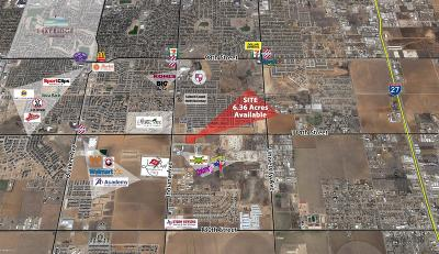 Lubbock Residential Lots & Land For Sale: 3201 114th Street