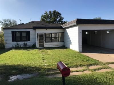 Bailey County, Lamb County Single Family Home For Sale: 116 East 14th
