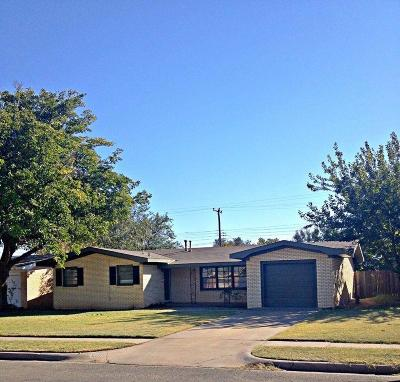Single Family Home Under Contract: 4825 45th Street