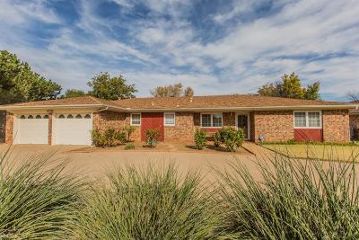 Single Family Home For Sale: 5722 72nd Street
