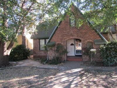 Lubbock Single Family Home For Sale: 2913 21st Street