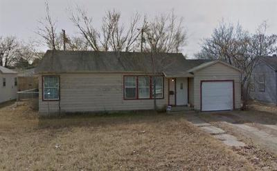 Single Family Home For Sale: 1907 42nd Street