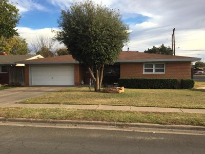 Single Family Home Under Contract: 5402 8th Street