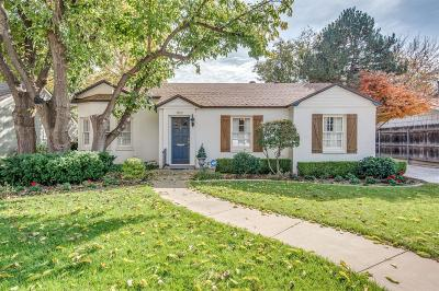 Single Family Home For Sale: 3115 21st Street