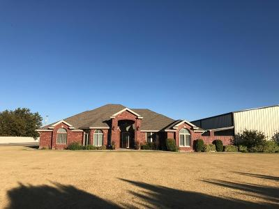 Levelland Single Family Home For Sale: 1818 N Us Highway 385