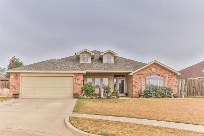 Lubbock Single Family Home For Sale: 6718 91st Place