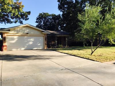 Single Family Home For Sale: 4604 27th Street