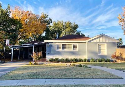 Single Family Home Under Contract: 2206 30th Street