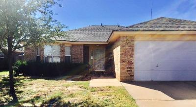 Single Family Home For Sale: 1625 79th Place