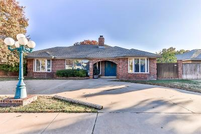Single Family Home For Sale: 3803 97th Street