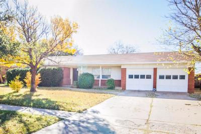 Lubbock Single Family Home For Sale: 2115 66th Street