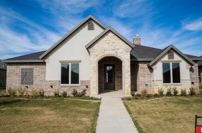 Lubbock Single Family Home For Sale: 3514 133rd Street