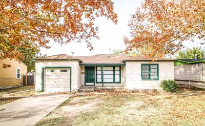 Single Family Home For Sale: 2004 49th Street