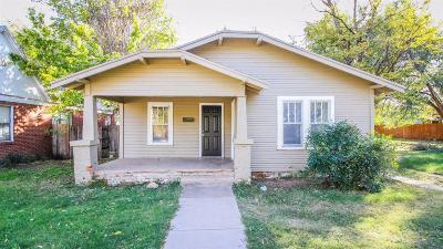 Single Family Home Under Contract: 1905 17th Street