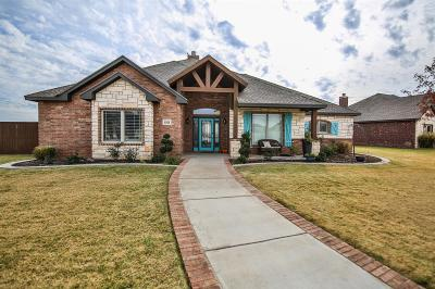 Lubbock Single Family Home Under Contract: 6101 94th Street