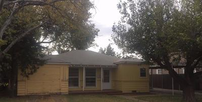 Single Family Home For Sale: 2407 28th Street