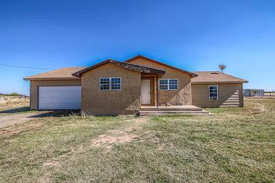 Lubbock Single Family Home For Sale: 118 State Highway 114 Estates Road