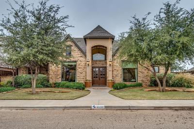 Lubbock Single Family Home For Sale: 10210 Nashville Avenue
