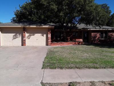 Single Family Home Under Contract: 5404 78th Street