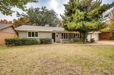 Single Family Home For Sale: 3705 69th Street