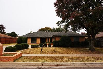 Single Family Home Under Contract: 3510 97th Street