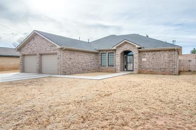 Levelland Single Family Home For Sale: 508 East Jackson Street