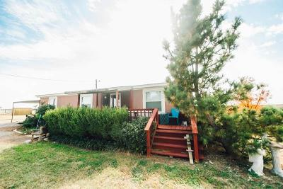 Single Family Home Under Contract: 608 East Farm Road 1585